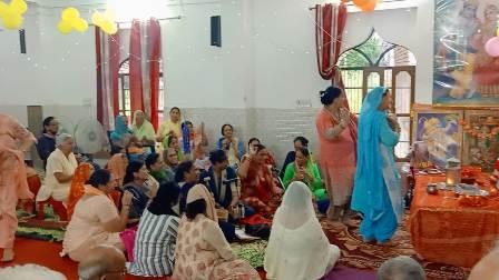 Sri Krishna Janma Mahotsav will be celebrated with pomp and circumstance at Shiv Shakti Mandir Shivalik Avenue